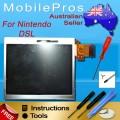 Nintendo DS Lite display LCD screen lower
