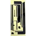 3M Adhesive tape for iPad 2 x5