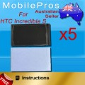 3M Adhesive tape for HTC Incredible S x5