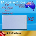 3M Adhesive tape for HTC HD 2/HD7/Desire HD G7HD x5