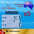 3M Adhesive tape for HTC Wildfire S x5