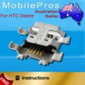 HTC Desire G7 charging port