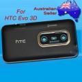 HTC EVO 3D Full Housing [Black]