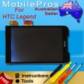 HTC Legend G6 A6363 LCD and Touch Screen Assembly