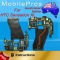 HTC Sensation XL G21 POWER AND VOLUME BUTTONS main flex cable