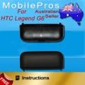 HTC Legend G6 A6363 Antenna / Battery Cover [Black]
