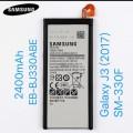 Battery for Samsung Galaxy SM-J3 2017 SM-J330F Model: EB-BJ330ABE