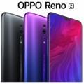 Oppo Reno Z Back Cover with frame [Black]