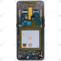 Samsung Galaxy A80 LCD and Touch Screen Assembly with frame [Black]