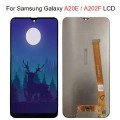 Samsung Galaxy A20E SM-A202F PLS TFT and Touch Screen Assembly [Black]
