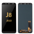 Samsung Galaxy J8 SM-J810 LCD and Touch Screen Assembly [Black] [Aftermarket]