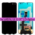 Samsung S10 5G OLED and Touch Screen Assembly [Black]