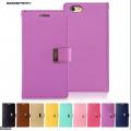 Mercury Goospery Rich Diary Case for iPhone 11 Pro Max (6.5) [Black]