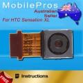 HTC Sensation XL rear big camera