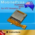 HTC Sensation XL sim card reader with flex cable