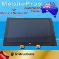 Microsoft Surface RT 1516 LCD and Touch Screen Assembly [Black]