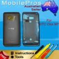 HTC One M7 801e Full Housing [Black]