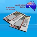 Genuine SCREWMAT for iPhone 4