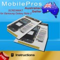 Genuine SCREWMAT for Samsung Galaxy Note 2
