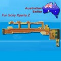Sony Xperia Z L36h side keys flex cable with microphone
