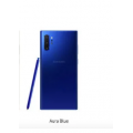 Samsung Galaxy Note 10+ LTE / Note 10+ 5G Back Cover [Auar Blue] [No lens]