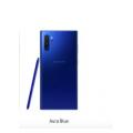 Samsung Galaxy Note 10 Plus LTE / Note 10 Plus 5G Back Cover [Auar Blue] [No lens]