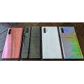 Samsung Galaxy Note 10 Plus LTE / Note 10 Plus 5G Back Cover [Aura Glow] [No lens]