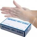 Vinyl Disposable Gloves 30 Pieces [L]