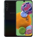 Samsung Galaxy A90 5G 2019 A908N back cover [Black] [No lens]