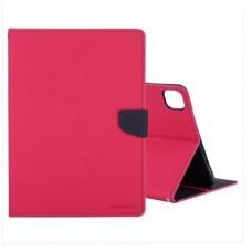 Mercury Goospery Fancy Diary Case For iPad Pro 11 4th 2020 [Hot Pink]