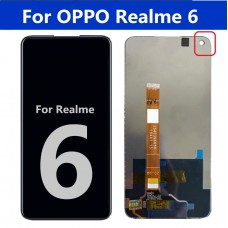 Realme 6 / Oppo A52 (2020) LCD and Screen Assembly [Black]