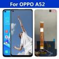 Oppo A52 (2020) LCD and touch Screen Assembly [Black]