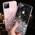 Bling Glitter Soft TPU Case for iPhone XR [Black]