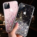 Bling Glitter Soft TPU Case for iPhone 11 Pro [Clear]