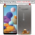 Samsung Galaxy A21S SM-A217 PLS TFT and Touch Screen Assembly [Black]