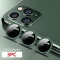 3PC Rear Camera Lens set for iPhone 11 Pro / 11 Pro Max [Midnight Green]
