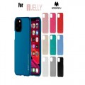 Mercury Goospery I-Jelly Case for Samsung Galax S20 [Blue]