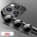 3PC Rear Camera Lens set for iPhone 11 Pro / 11 Pro Max [Space Grey]