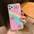 Rainbow Butterfly Soft TPU Case for iPhone 11