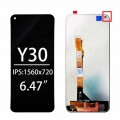 ViVo Y30 LCD and Touch Assembly [Black]