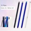 Samsung galaxy Note 10 /Note 10 Plus s pen [Black] [No Bluetooth]