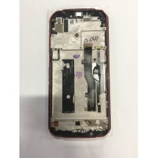 ZTE Telstra Tough Max 3 LTE T86 LCD and Touch Screen Assembly with frame [Black][Orinigal]