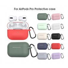Goospery Airpods Silicone Case for Airpods Pro [Peach]