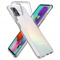 Mercury Goospery Jelly Case for Samsung Galax A51 5G A516 [Clear]