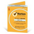 Symantec Norton Security Deluxe 3.0 (3 Devices) Medialess OEM 1 Year