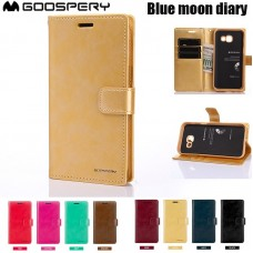 Mercury Goospery BLUEMOON DIARY Case for Samsung Galax A10 A105 [Hot Pink]