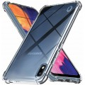 Mercury Goospery Super Protect Case for Samsung A10  A105 [Clear][Transparency]