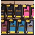 "Defender Box Case for Iphone 12 Mini 5.4"" [Mid Blue-Black]"