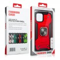 """Kemeng Portable Kickstand Armor Case For iPhone 12 ProMax 6.7"""" [Red]"""