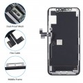 """iPhone 11 Pro (5.8"""") OLED and Touch Screen Assembly [High-End Aftermarket][iTruColor][OLED][Black]"""